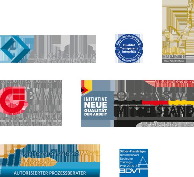 Die KMU-Berater, Forum Werteorientierung, Oskar Patzel Peis, BVMW, Offensive Mittelstand, Unternehmenswert Mensch