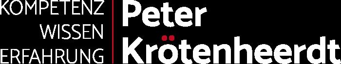 Peter Krötenheerdt Logo